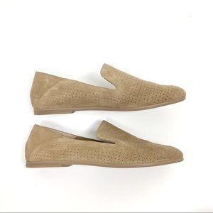 Lucky Brand Loafers Suede Size 7.5M